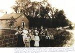 Limestone School S.S.#12, Nelson Twp., Halton County (3179 Derry Rd. W., RR2, Milton)