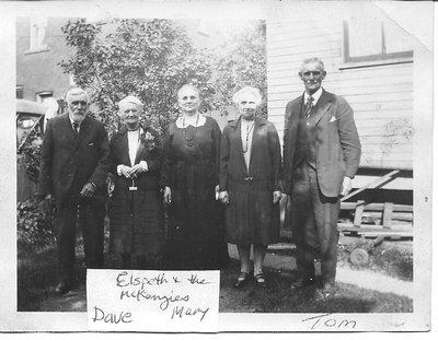 The McKenzie family