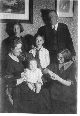 William and Ethel Armstrong and their four children