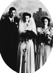 The marriage of Helen Jean Armstrong to David Galt