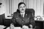 Harold Penson, Fire Chief