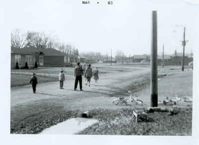 Wakefield Road, 1963