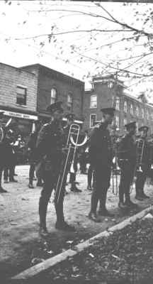 164th Battalion Band