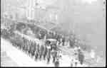 164th Battalion on Parade on Main Street