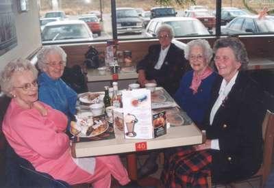 Scotch Block Women's Institute Christmas dinner