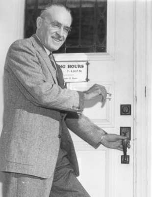 Dr. Carroll Keith Stevenson