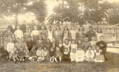 Students at Ligny School