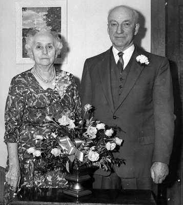 Mr. and Mrs. George Dolby