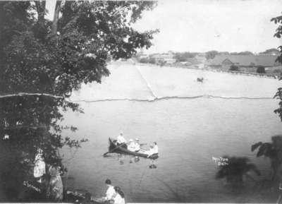 Mill Pond, Milton, Ontario