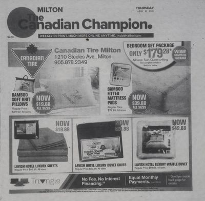 Canadian Champion (Milton, ON), 18 Apr 2019