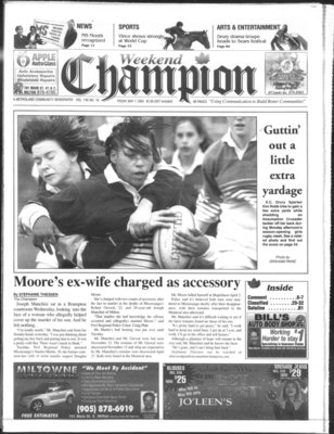 Canadian Champion (Milton, ON), 7 May 2004