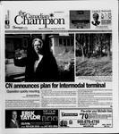 Canadian Champion (Milton, ON), 19 Mar 2015