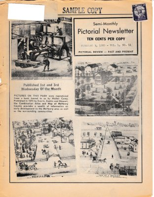 Semi-Monthly Pictorial Newsletter - Feb 3, 1960