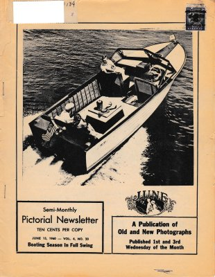 The Pictorial Newsletter: June 15, 1960