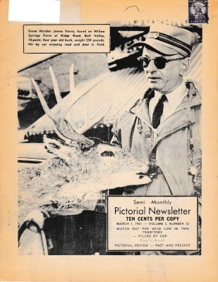 The Pictorial Newsletter: March 1, 1961