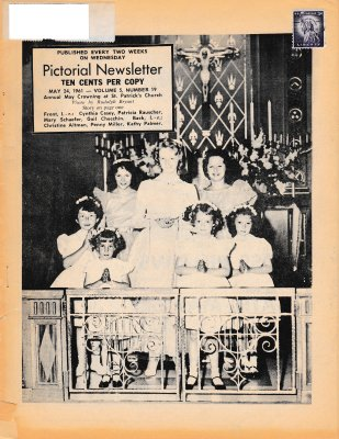 The Pictorial Newsletter: May 24, 1961