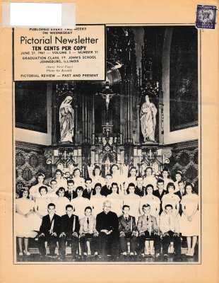 The Pictorial Newsletter: June 21, 1961