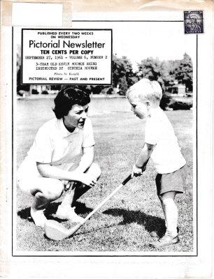 The Pictorial Newsletter: September 27, 1961