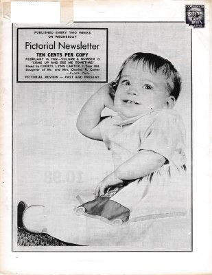 The Pictorial Newsletter: February 14, 1962