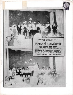 The Pictorial Newsletter: February 28, 1962