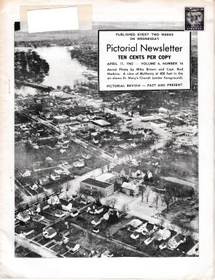 The Pictorial Newsletter: April 11, 1962