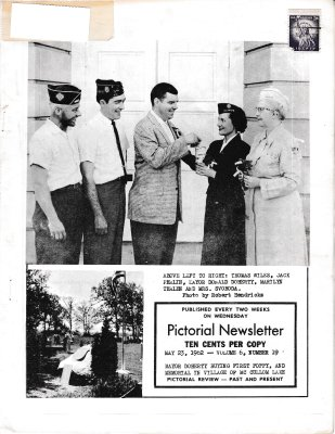 The Pictorial Newsletter: May 23, 1962