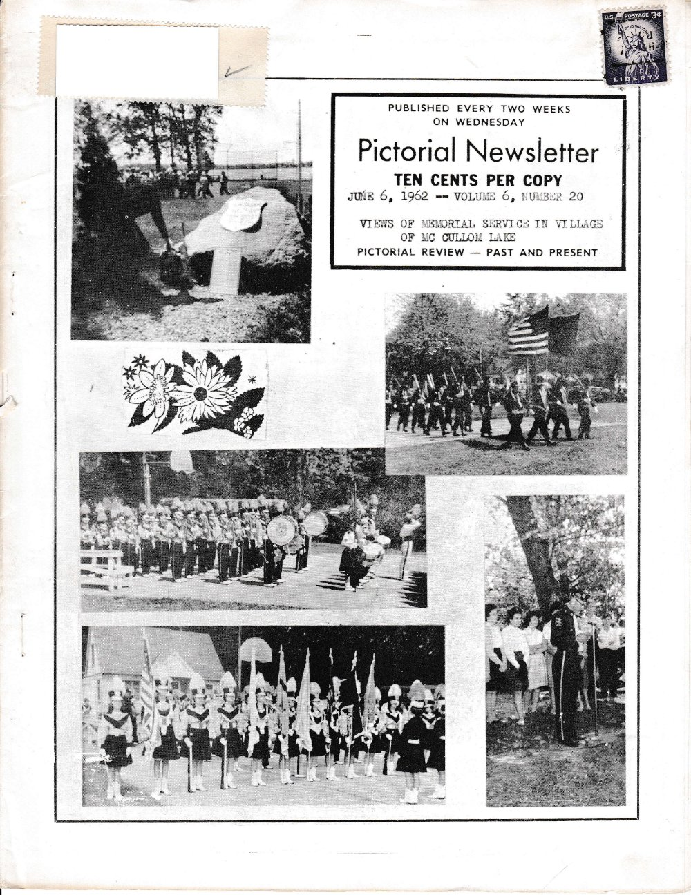 The Pictorial Newsletter: June 6, 1962