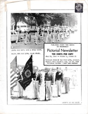 The Pictorial Newsletter: June 20, 1962