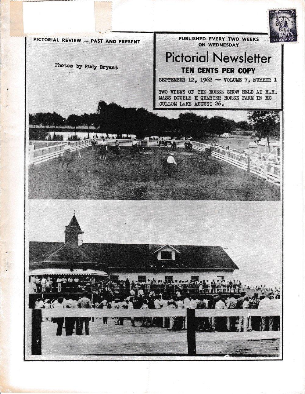 The Pictorial Newsletter - September 12, 1962