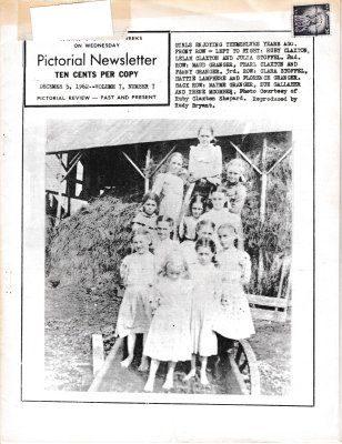 The Pictorial Newsletter: December 5, 1962