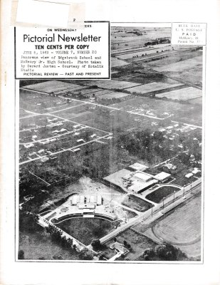 The Pictorial Newsletter: June 5, 1963