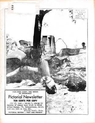 The Pictorial Newsletter: July 17, 1963