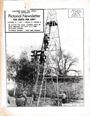 The Pictorial Newsletter: October 23, 1963
