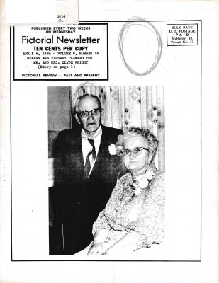 The Pictorial Newsletter: April 8, 1964