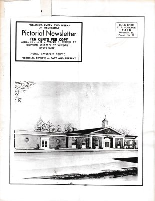 The Pictorial Newsletter: April 22, 1964