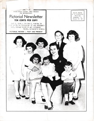 The Pictorial Newsletter: May 6, 1964