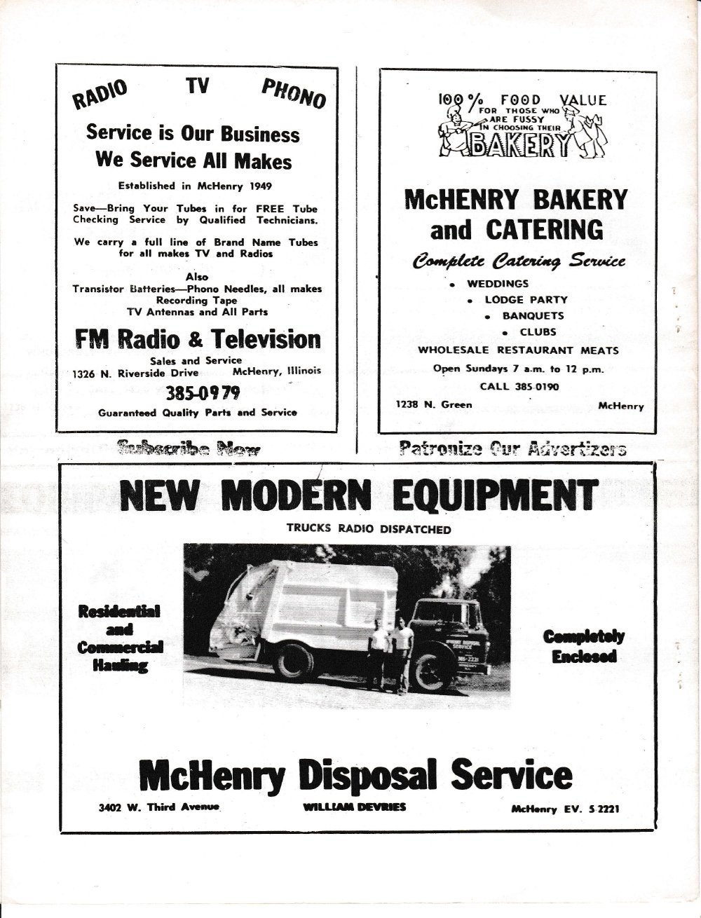 The Pictorial Newsletter: July 29, 1964