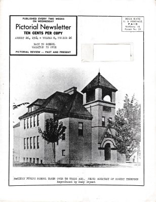 The Pictorial Newsletter: August 26, 1964