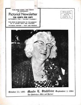 The Pictorial Newsletter: September 9, 1964
