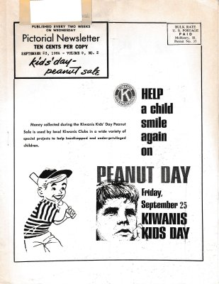 The Pictorial Newsletter: September 23, 1964
