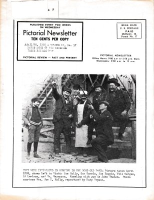 The Pictorial Newsletter: April 20, 1966