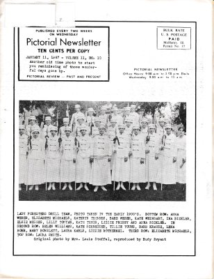 The Pictorial Newsletter: January 11, 1967