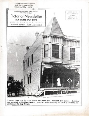 Pictorial Newsletter: Pictorial Review - Past & Present
