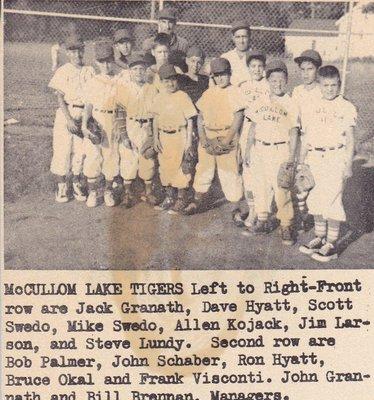 McCullom Lake Tigers