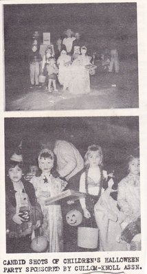 Childrens Costume Party Sponsored By Cullom-Knoll Assn.