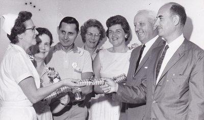 Hospital's Fifth Anniversary Celebration