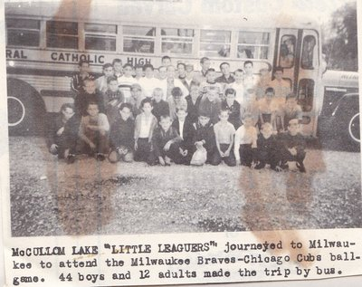 """McCullom Lake """"Little Leaguers"""""""