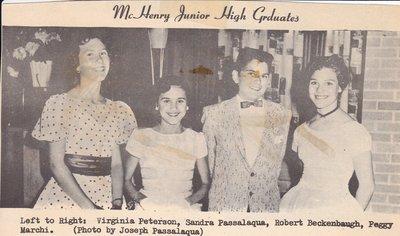Junior High Graduates