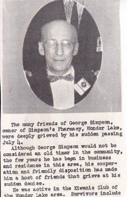 Obituary: George Simpson