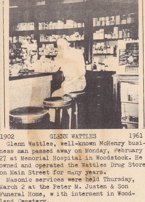 Obituary: Glen Wattles